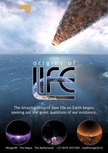Space Odyssey - Origins of Life show