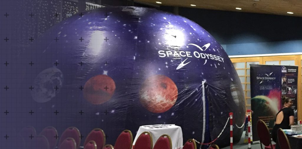 Public Events with Space Odyssey
