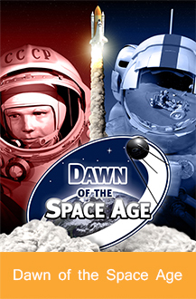 The dawn of the space age